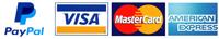 Pasarelas de pago logos
